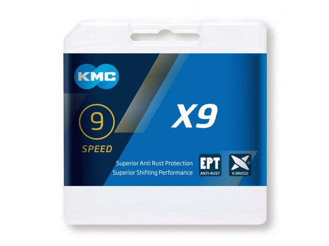 KMC X9 EPT Kette 9-fach